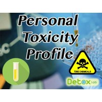Personal Toxicity Profile - Toxic Chemicals and Heavy Metals Exposure